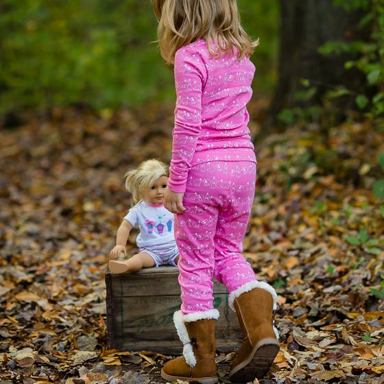 Cozy Autumn & Winter Jammies from Skylar Luna 3 Daily Mom Parents Portal