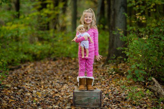 Cozy Autumn & Winter Jammies from Skylar Luna 4 Daily Mom Parents Portal