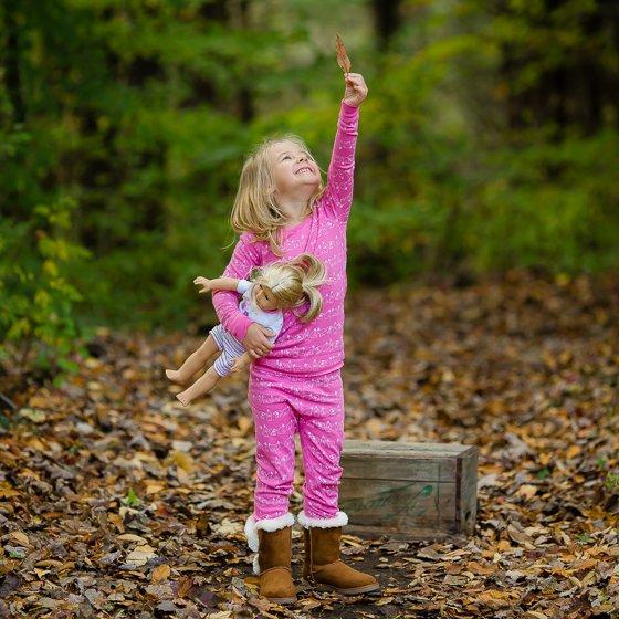 Cozy Autumn & Winter Jammies from Skylar Luna 2 Daily Mom Parents Portal