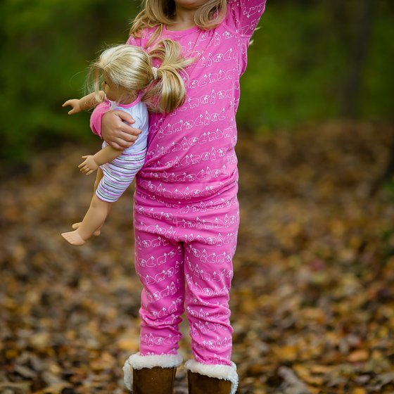 Cozy Autumn & Winter Jammies from Skylar Luna 5 Daily Mom Parents Portal