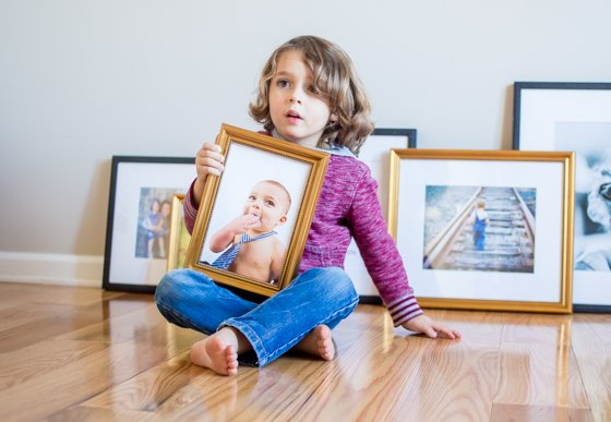 Preparing for the Holidays with the Perfect Gallery Wall by Framebridge 2 Daily Mom Parents Portal