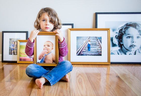Preparing for the Holidays with the Perfect Gallery Wall by Framebridge 9 Daily Mom Parents Portal