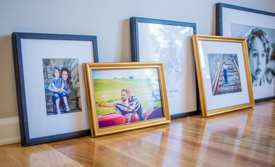 Preparing for the Holidays with the Perfect Gallery Wall by Framebridge 7 Daily Mom Parents Portal