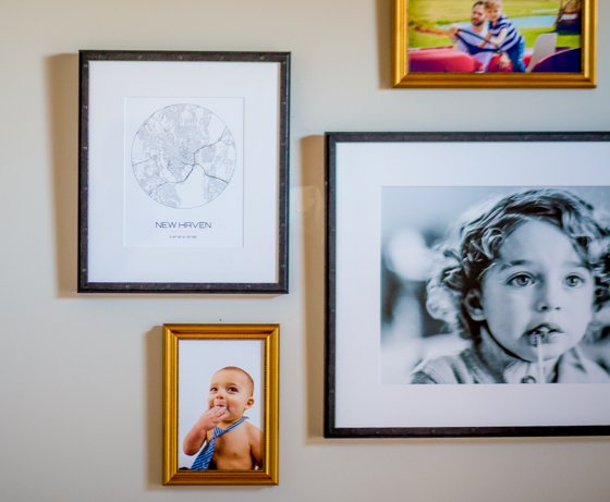 Preparing for the Holidays with the Perfect Gallery Wall by Framebridge 4 Daily Mom Parents Portal