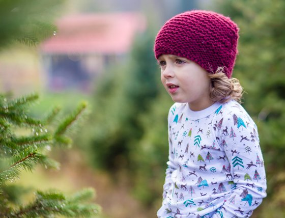 Cozy Autumn & Winter Jammies from Skylar Luna 19 Daily Mom Parents Portal