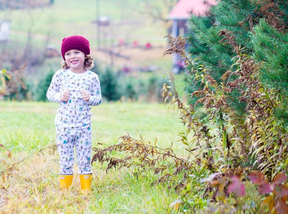 Cozy Autumn & Winter Jammies from Skylar Luna 22 Daily Mom Parents Portal