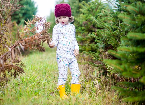 Cozy Autumn & Winter Jammies from Skylar Luna 21 Daily Mom Parents Portal