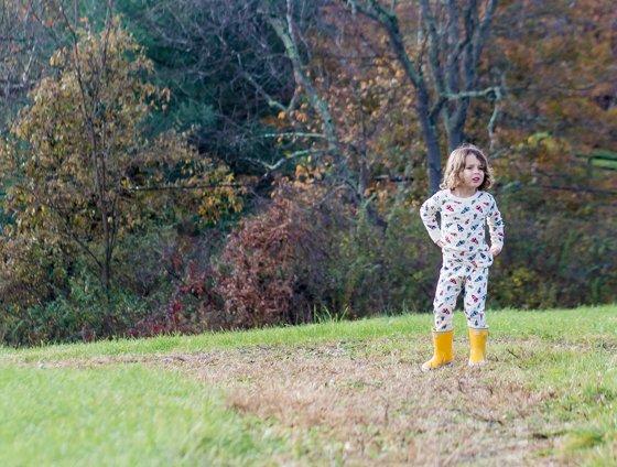 Cozy Autumn & Winter Jammies from Skylar Luna 11 Daily Mom Parents Portal