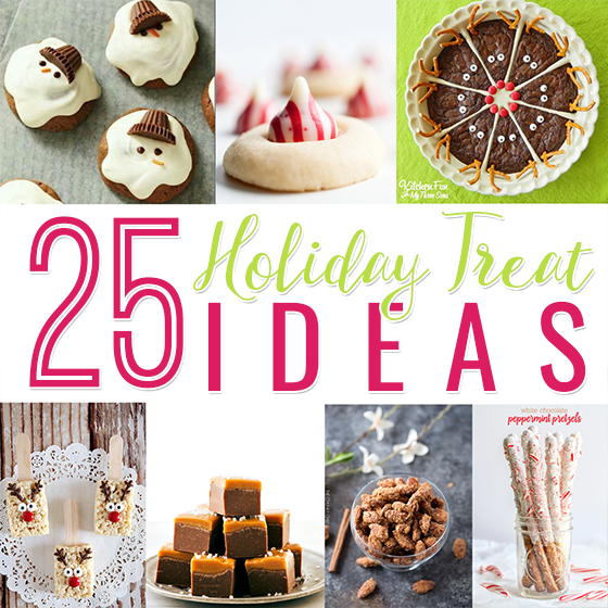 25 HOLIDAY TREAT IDEAS 26 Daily Mom Parents Portal