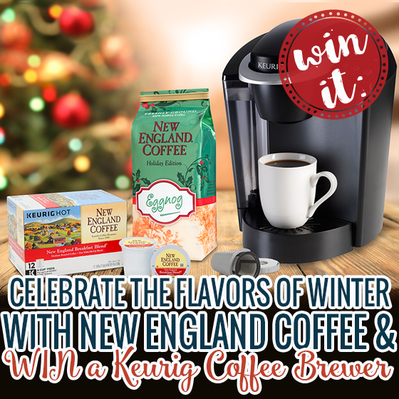 CELEBRATE THE FLAVORS OF WINTER WITH NEW ENGLAND COFFEE & WIN A KEURIG COFFEE BREWER 1 Daily Mom Parents Portal