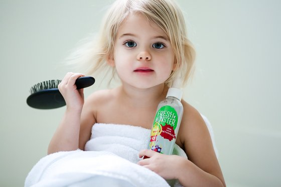 Daily Mom Spotlight: Fresh Monster Haircare for Your Little Monsters! 2 Daily Mom Parents Portal