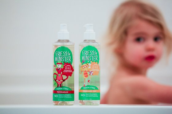 Daily Mom Spotlight: Fresh Monster Haircare for Your Little Monsters! 6 Daily Mom Parents Portal