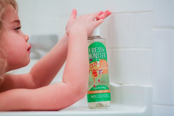 Daily Mom Spotlight: Fresh Monster Haircare for Your Little Monsters! 4 Daily Mom Parents Portal