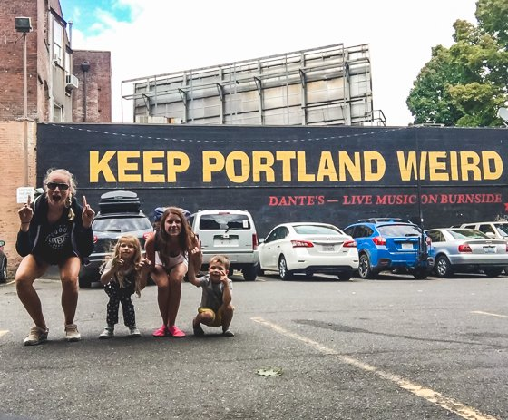Traveling with Children to Portland for the Weekend 27 Daily Mom Parents Portal
