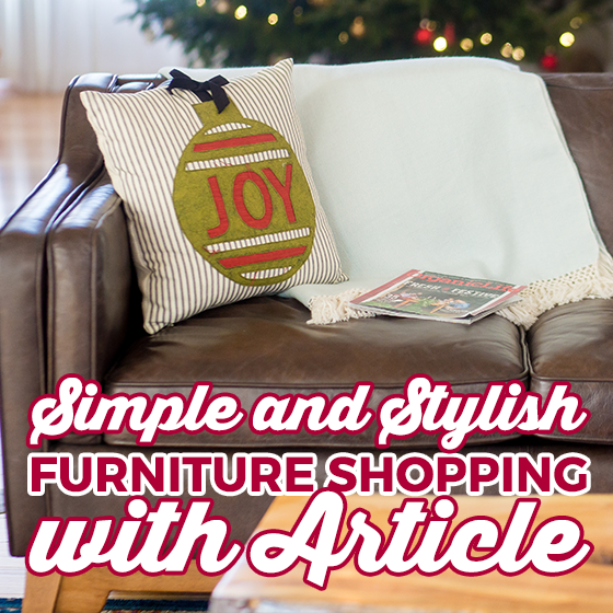 Simple and Stylish Furniture Shopping with Article 16 Daily Mom Parents Portal