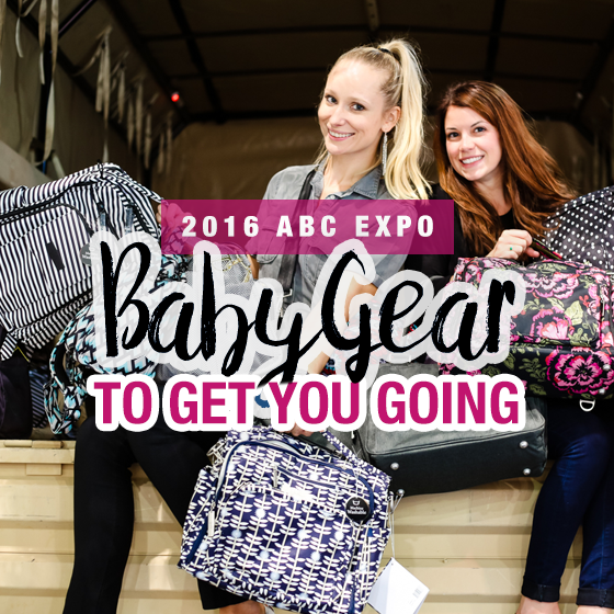2016 ABC EXPO: BABY GEAR TO GET YOU GOING 42 Daily Mom Parents Portal