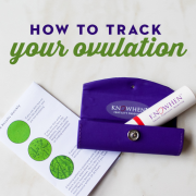 How to track your ovulation