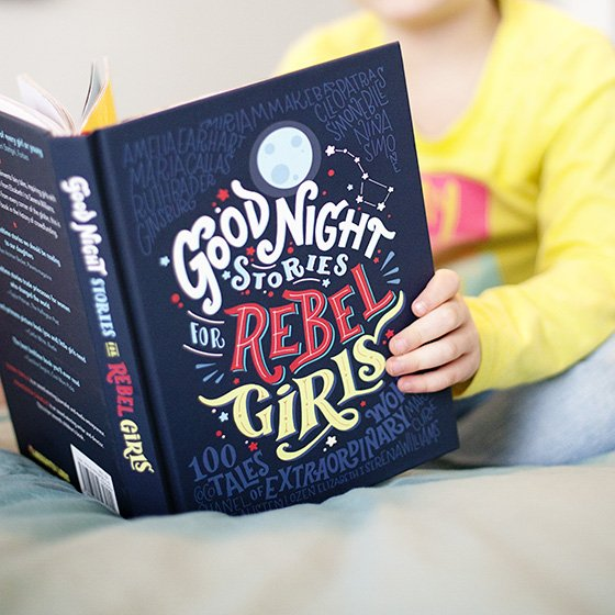 Stories of Powerful Women: Goodnight Stories for Rebel Girls 3 Daily Mom Parents Portal