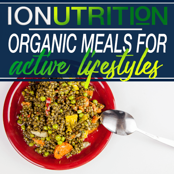 IONutrition: Organic Meals for Active Lifestyles 1 Daily Mom Parents Portal