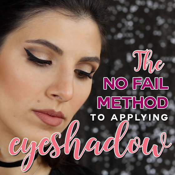 The No Fail Method to Applying Eyeshadow 6 Daily Mom Parents Portal