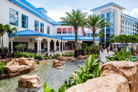 Paradise in the Heart of Orlando: Loews Sapphire Falls Resort 7 Daily Mom Parents Portal