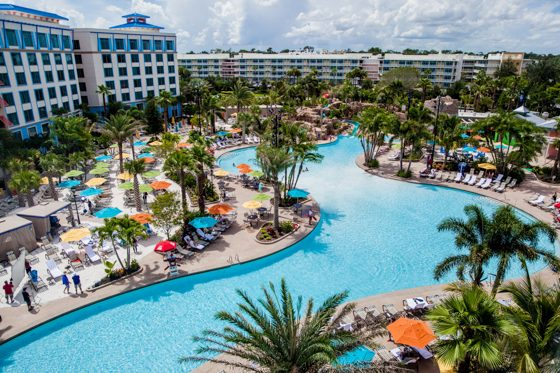 Paradise in the Heart of Orlando: Loews Sapphire Falls Resort 13 Daily Mom Parents Portal