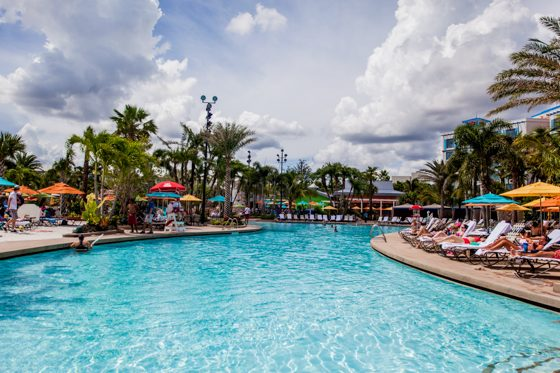 Paradise in the Heart of Orlando: Loews Sapphire Falls Resort 18 Daily Mom Parents Portal