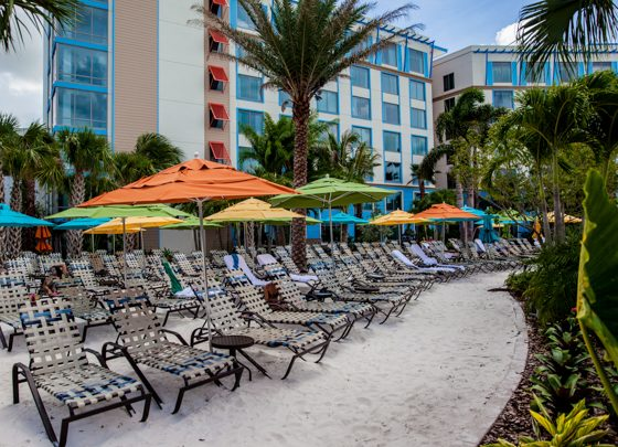 Paradise in the Heart of Orlando: Loews Sapphire Falls Resort 15 Daily Mom Parents Portal