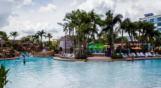 Paradise in the Heart of Orlando: Loews Sapphire Falls Resort 27 Daily Mom Parents Portal