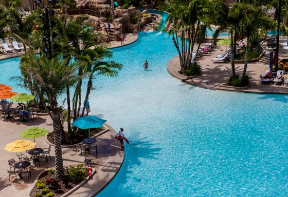 Paradise in the Heart of Orlando: Loews Sapphire Falls Resort 17 Daily Mom Parents Portal