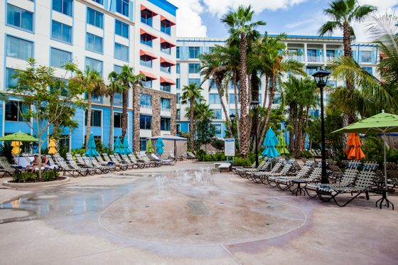 Paradise in the Heart of Orlando: Loews Sapphire Falls Resort 16 Daily Mom Parents Portal