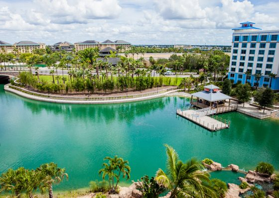 Paradise in the Heart of Orlando: Loews Sapphire Falls Resort 8 Daily Mom Parents Portal