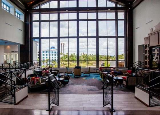 Paradise in the Heart of Orlando: Loews Sapphire Falls Resort 3 Daily Mom Parents Portal