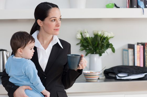 The Golden Mean Between Work and Family 1 Daily Mom Parents Portal