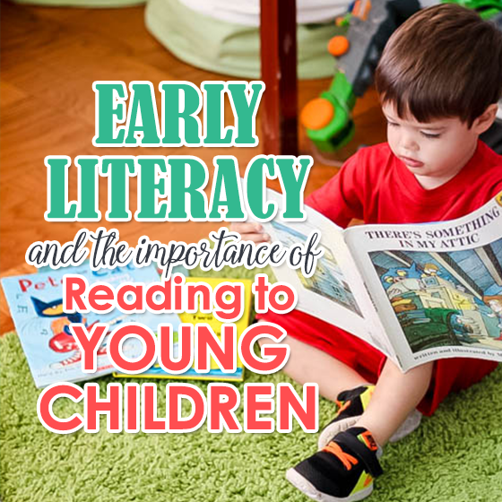 Early Literacy and the importance of Reading to Young Children 1 Daily Mom Parents Portal