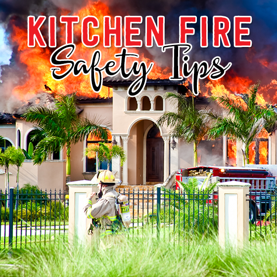 Kitchen Fire Safety Tips 5 Daily Mom Parents Portal
