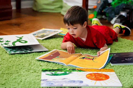 Early Literacy and the importance of Reading to Young Children 8 Daily Mom Parents Portal