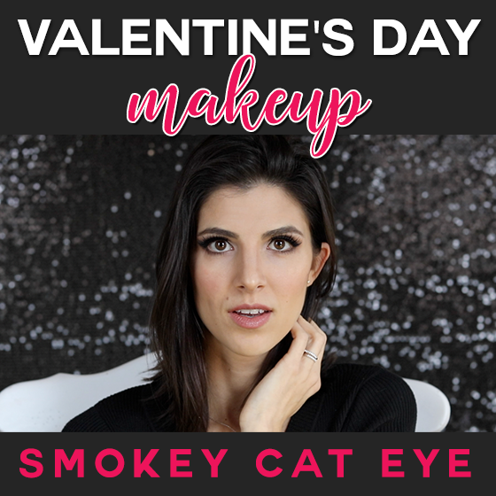 Valentines Day Makeup Smokey Cat Eye 15 Daily Mom Parents Portal