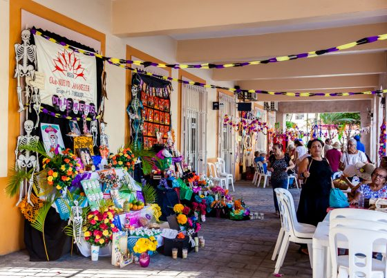 Day of the Dead in Mazatlan 13 Daily Mom Parents Portal