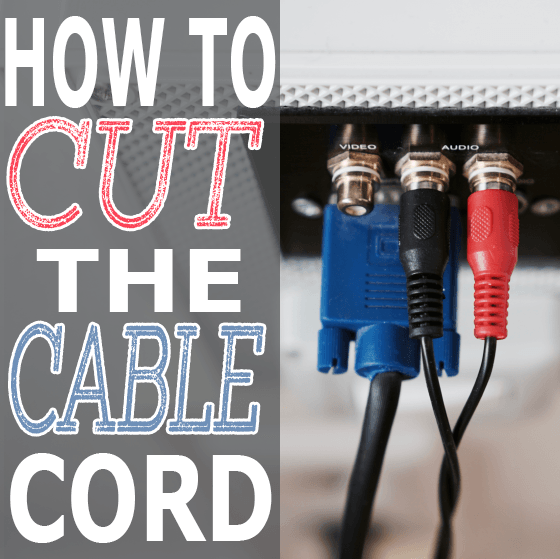 How to Cut the Cable Cord 5 Daily Mom Parents Portal