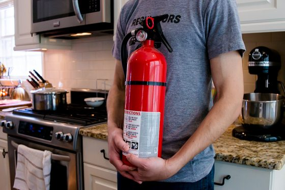 Kitchen Fire Safety Tips 1 Daily Mom Parents Portal