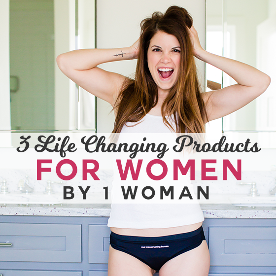 3 Life Changing Products for Women by 1 Woman 1 Daily Mom Parents Portal