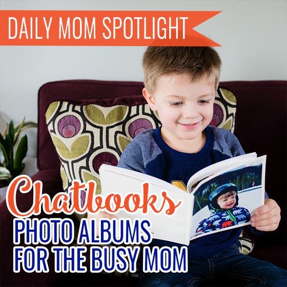 Daily Mom Spotlight: Chatbooks: Photo Albums for the Busy Mom 1 Daily Mom Parents Portal