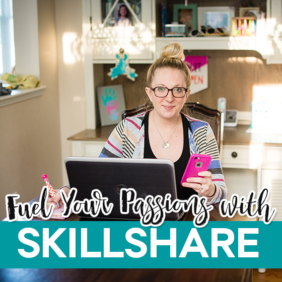 Fuel Your Passions with Skillshare 10 Daily Mom Parents Portal