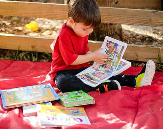 Early Literacy And The Importance Of Reading To Young Children