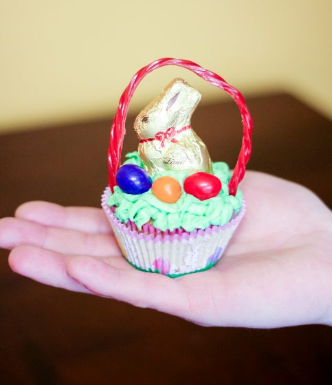 An Edible Easter Basket: Yum! 4 Daily Mom Parents Portal
