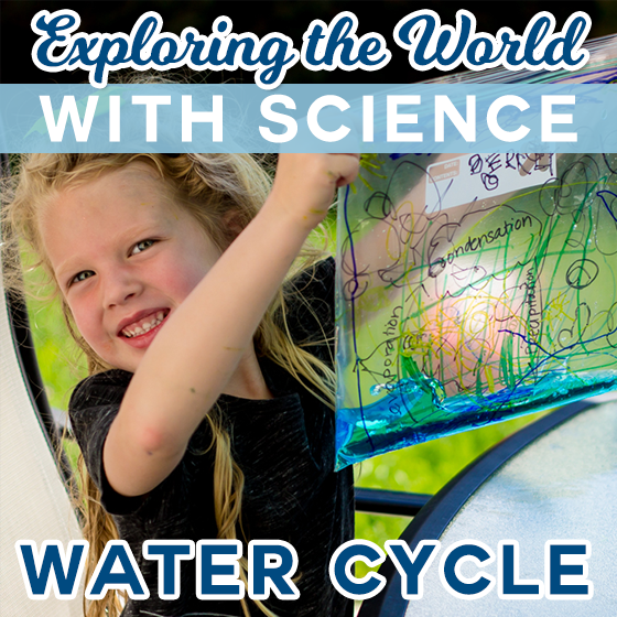 Exploring the World With Science: Water Cycle 1 Daily Mom Parents Portal