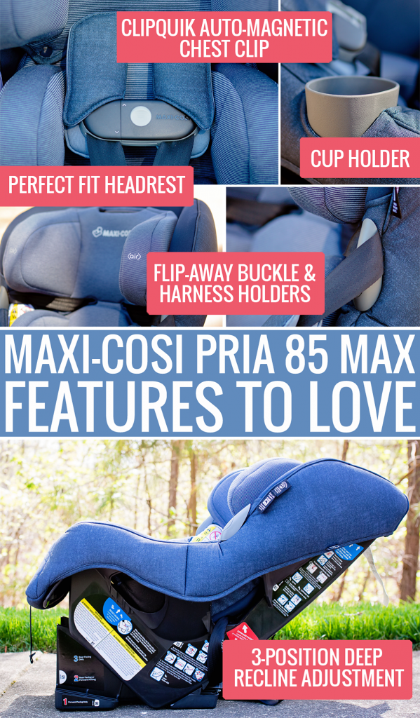 Car Seat Guide: Pria 85 Max by Maxi Cosi 10 Daily Mom Parents Portal
