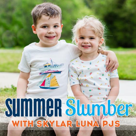 Summer Slumber with Skylar Luna PJs 1 Daily Mom Parents Portal