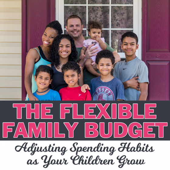 The Flexible Family Budget- Adjusting Spending Habits as Your Children Grow 5 Daily Mom Parents Portal